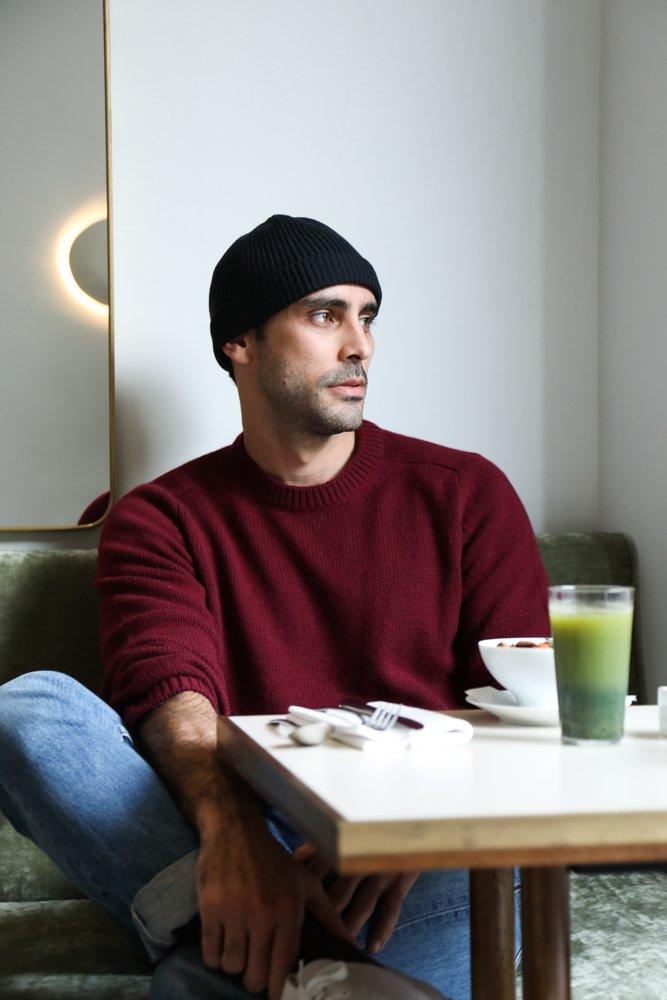 Claus Salon de thé Petit déjeuner Fabrizio Casiraghi Claus Estermann