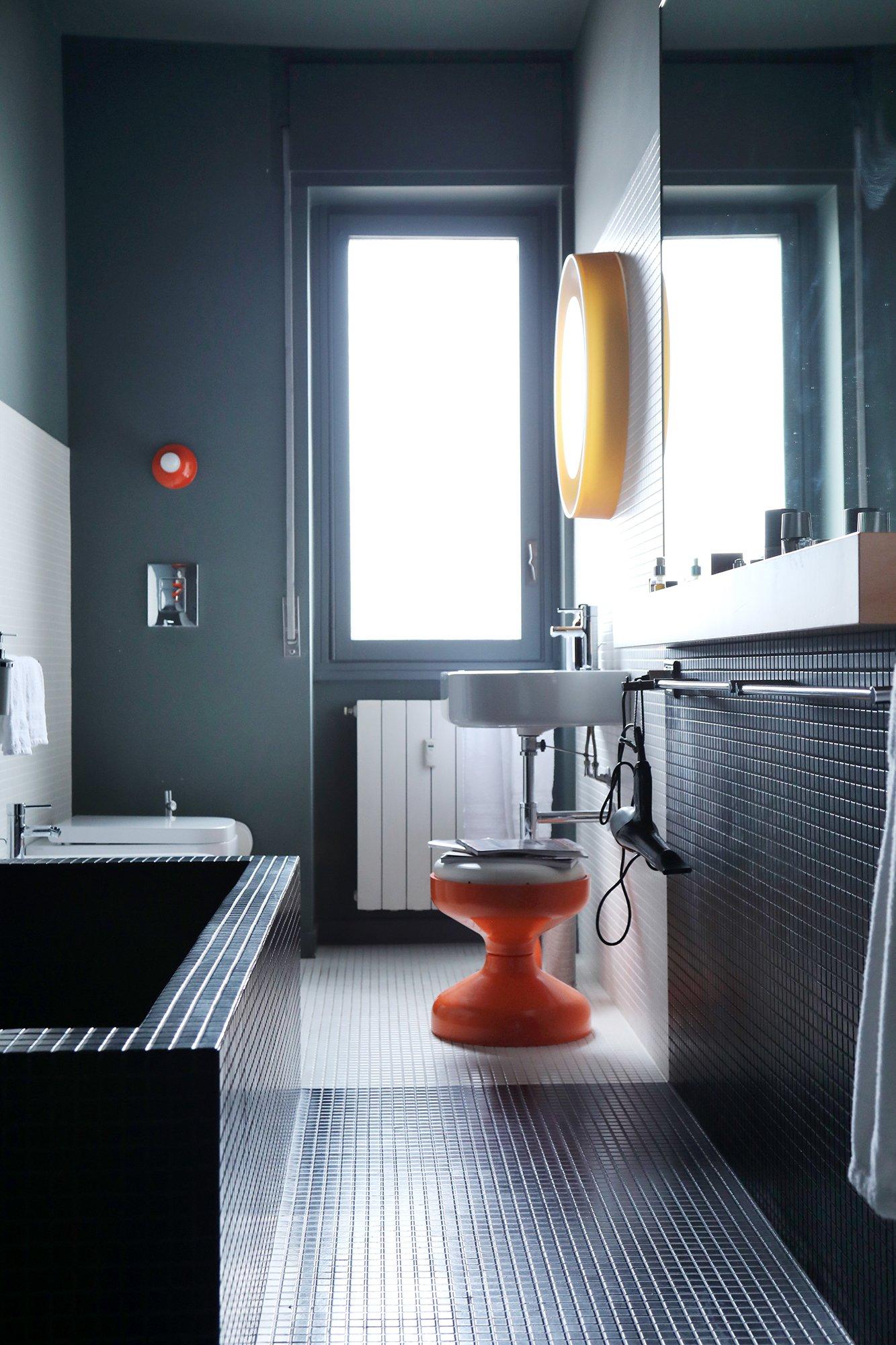 Salle de bain Appartement Milan Calvi Brambilla