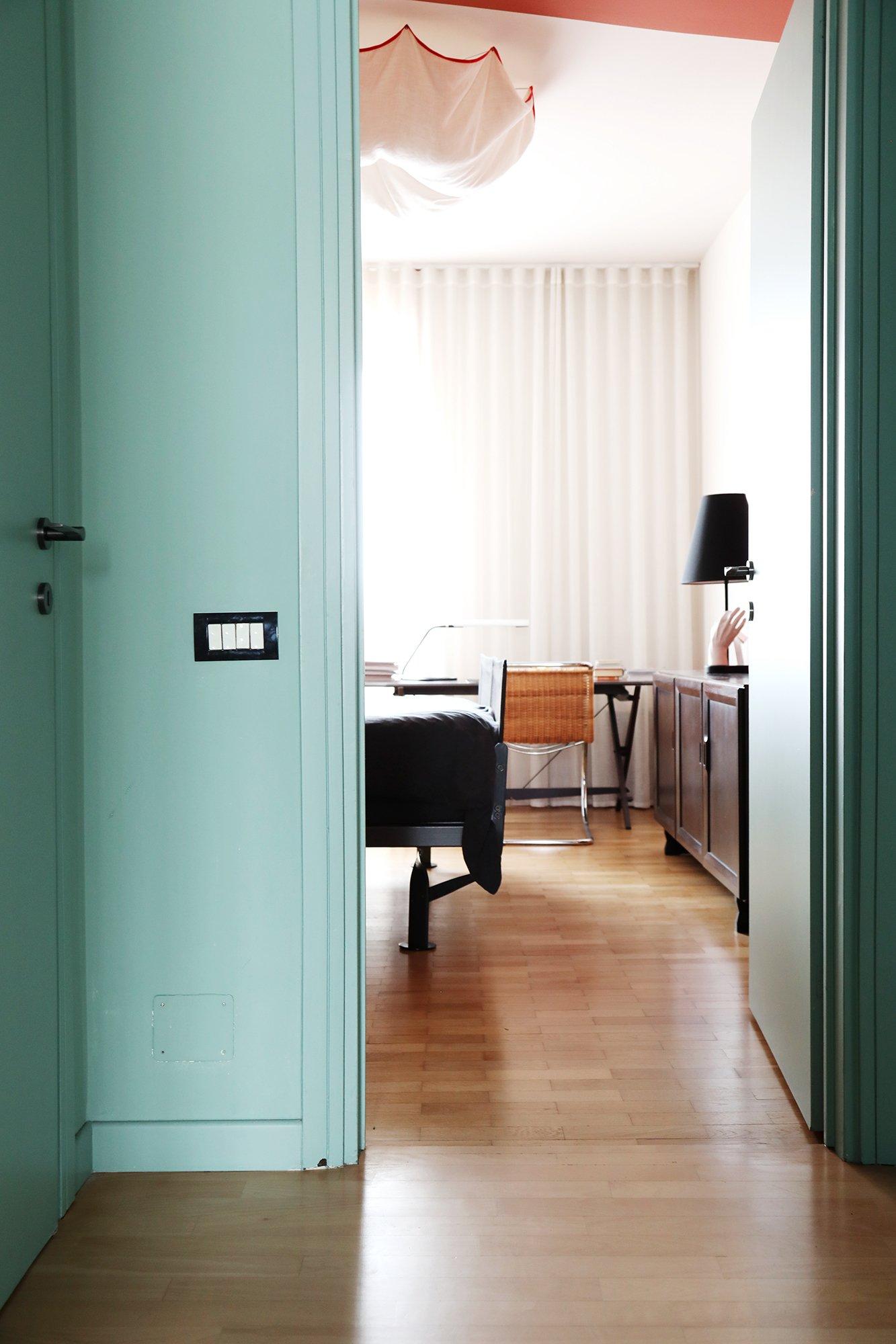 Chambre Appartement Milan Calvi Brambilla