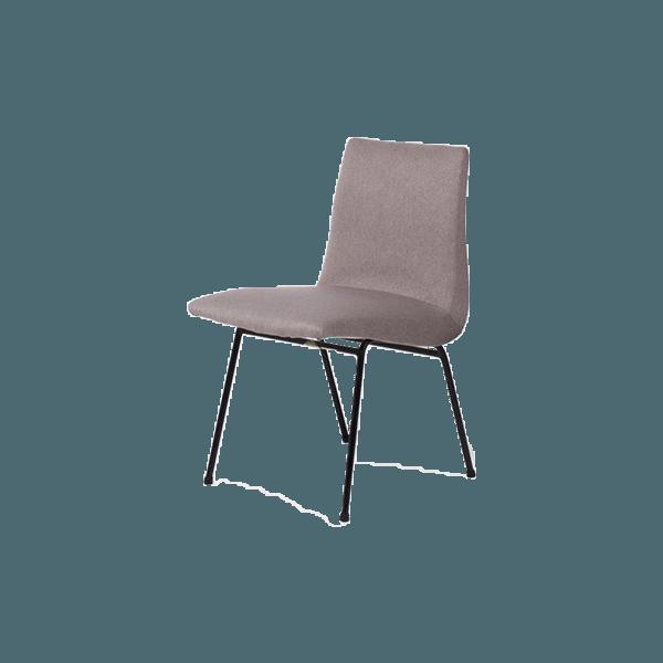 Gray Chair By Pierre Paulin