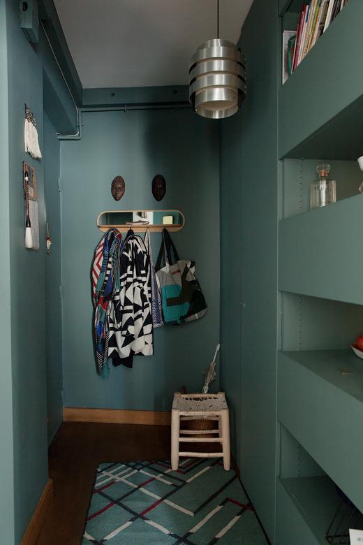 Appartement Entrée Créatrice Ma Poésie Elsa Poux Paris