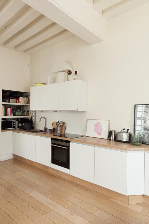 Cuisine William Ventura Architecte Paris Appartement