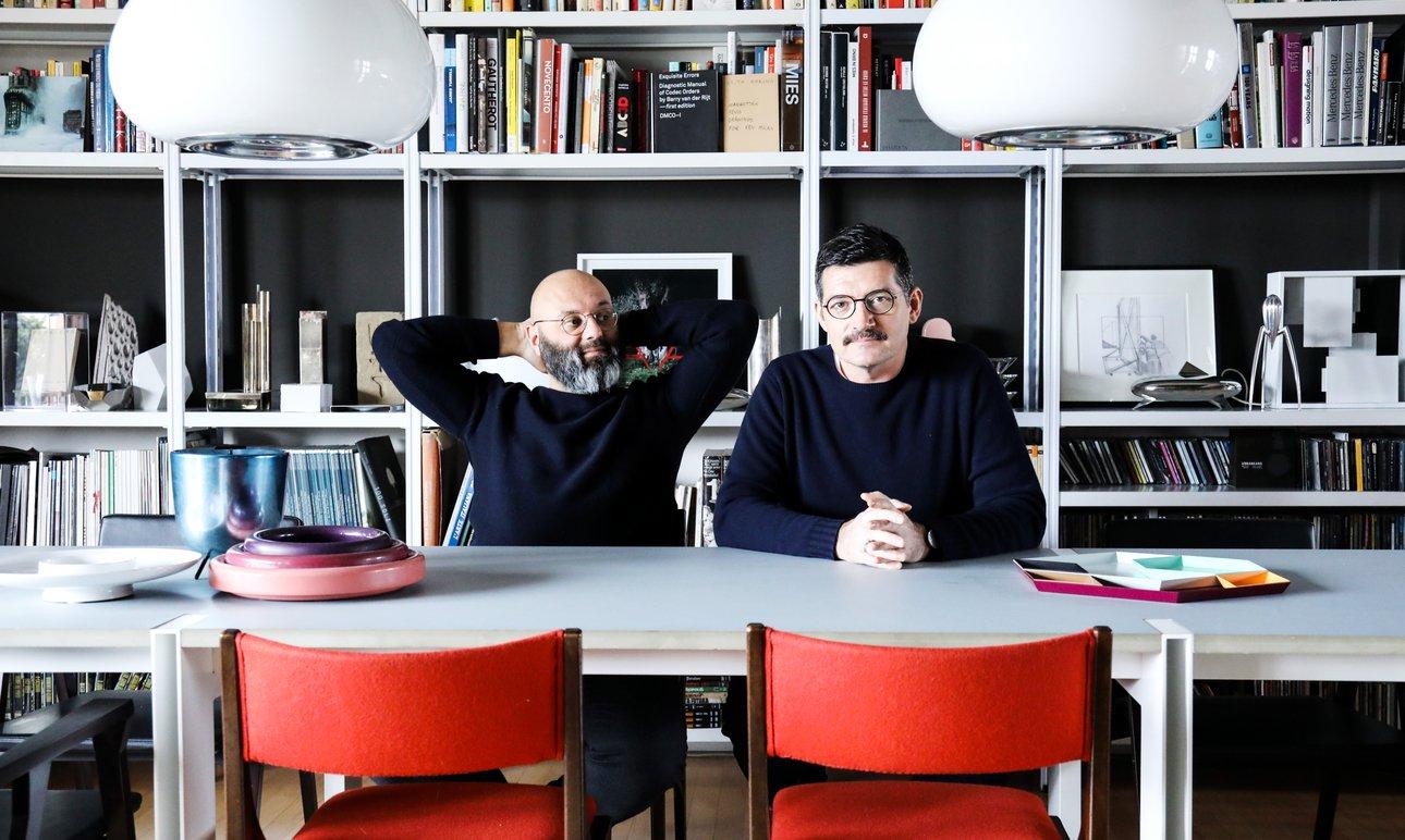 Appartement Milan Portrait Calvi Brambilla