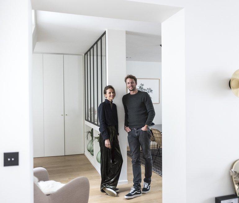 Jessica et Hugo Mulliez
