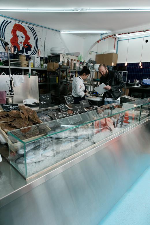 La Reine Mer, Ethical Fishmongers