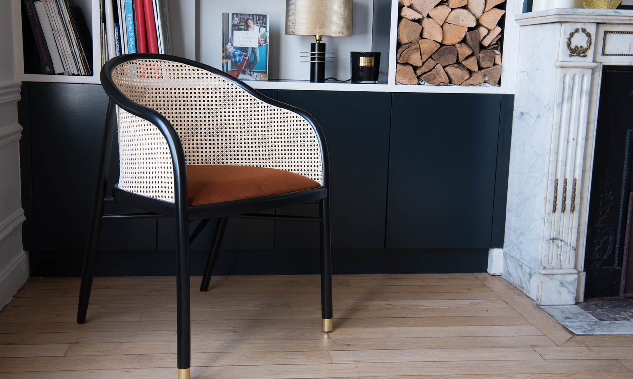 Le fauteuil Cavallo