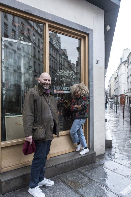 Boutique Front de Mode Collectif Vertbois Quartier du Vertbois Paris