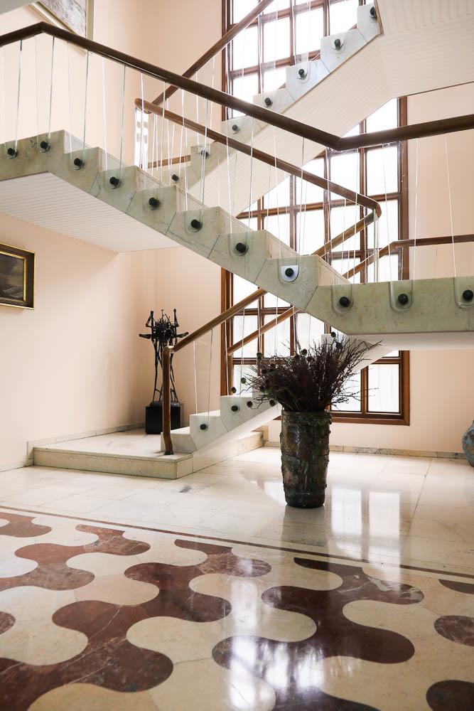 Hall Entree – Villa Borsani
