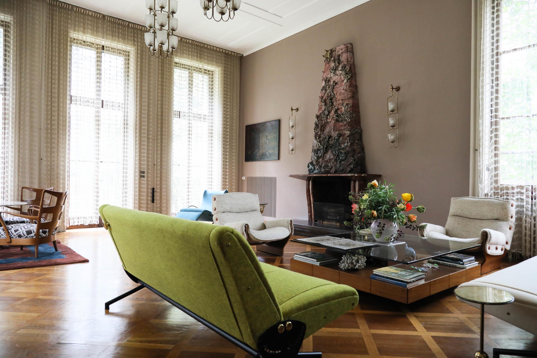 Salon – Villa Borsani