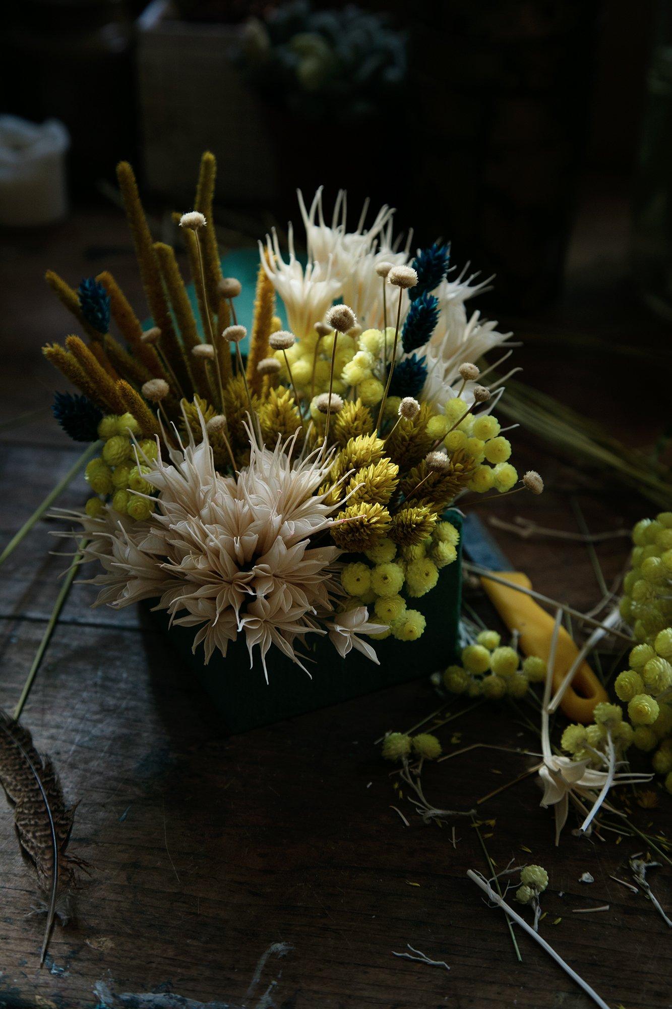 Bouquet Claire Boreau Nue Paris Atelier Paris