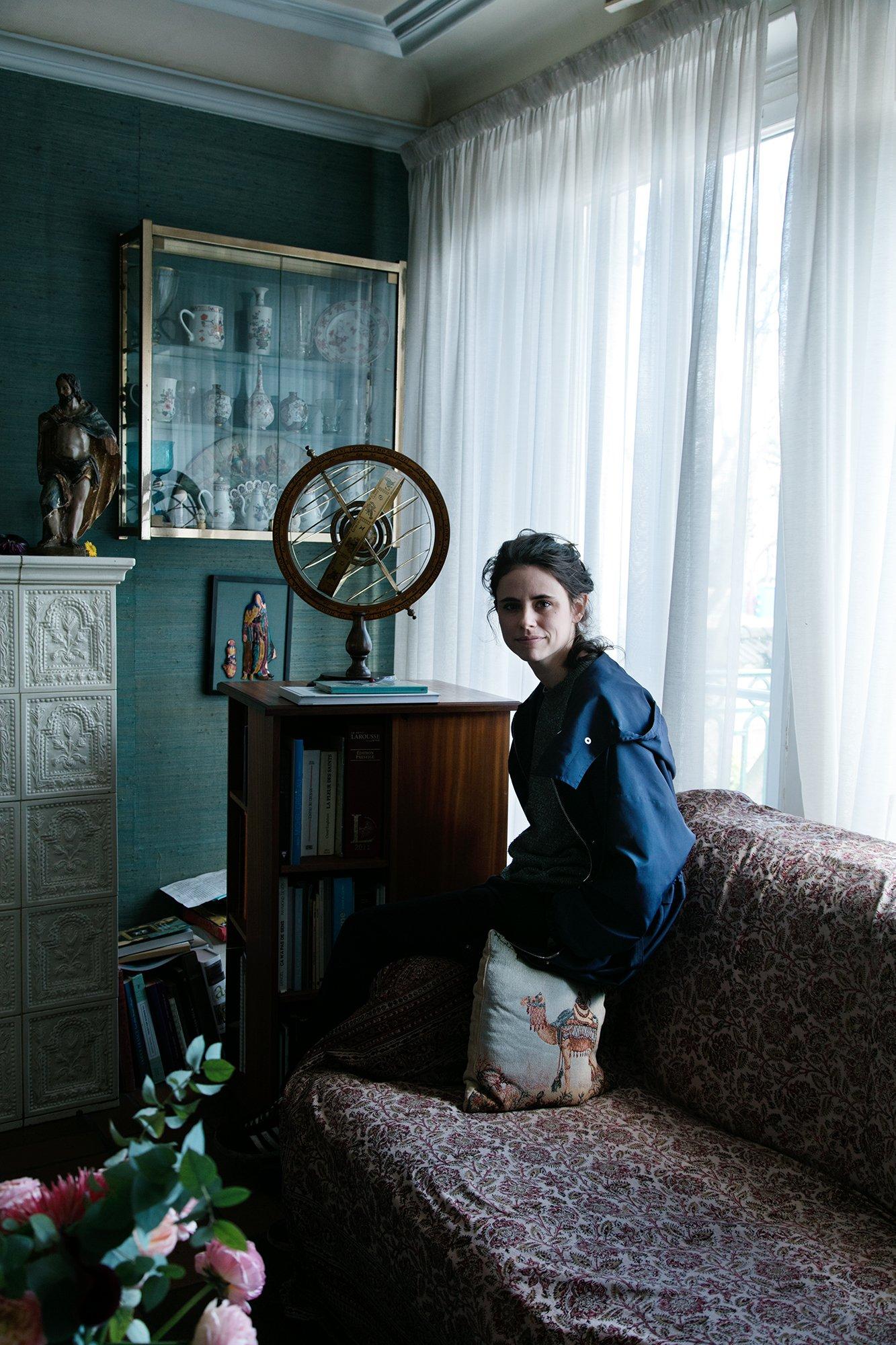 Claire Boreau Nue Paris Atelier Paris