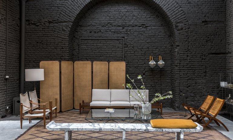 Six Gallery, un design holistique