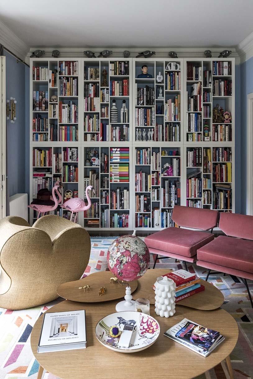 Salon Maison Milan Fabrizio et Nelcya Cantoni