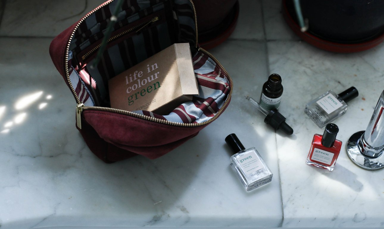 Le kit de beauté The Socialite Family
