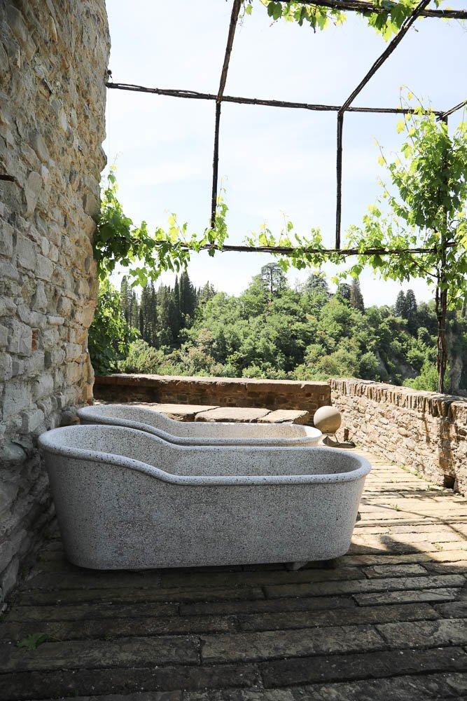Terrasse Arezzo Roberto Baciocchi