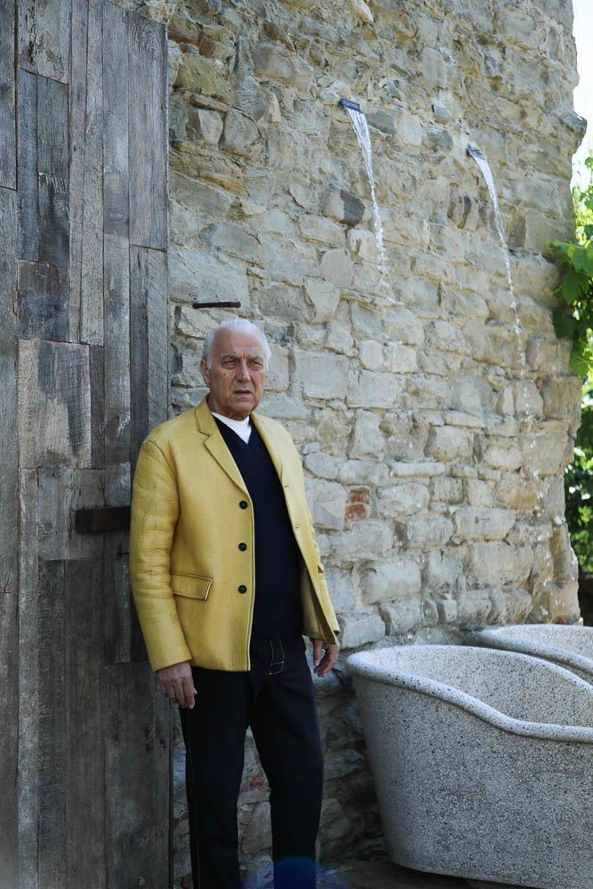 Arezzo Portrait Roberto Baciocchi