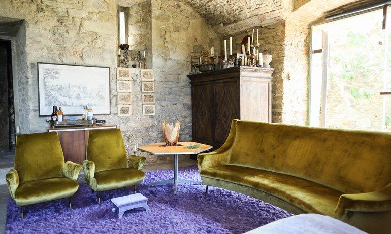 Salon Arezzo Roberto Baciocchi