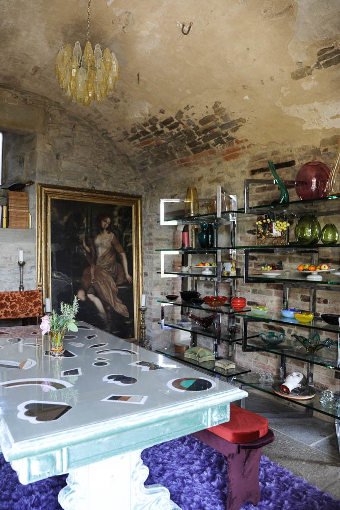 Salle à manger Arezzo Roberto Baciocchi