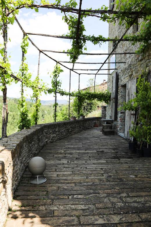 Terrasse Végétale Arezzo Roberto Baciocchi