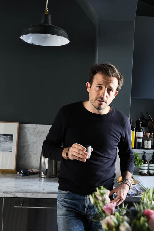 Portrait Cuisine Yvan Martinet