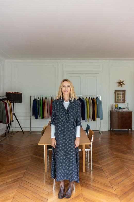 Vente leboncoin Portrait Alexandra Golovanoff