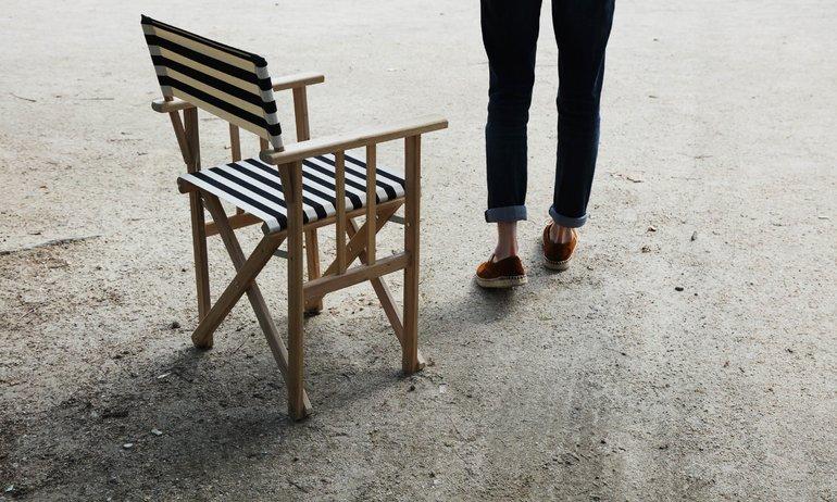 Le fauteuil metteur en scène Lido The Socialite Family