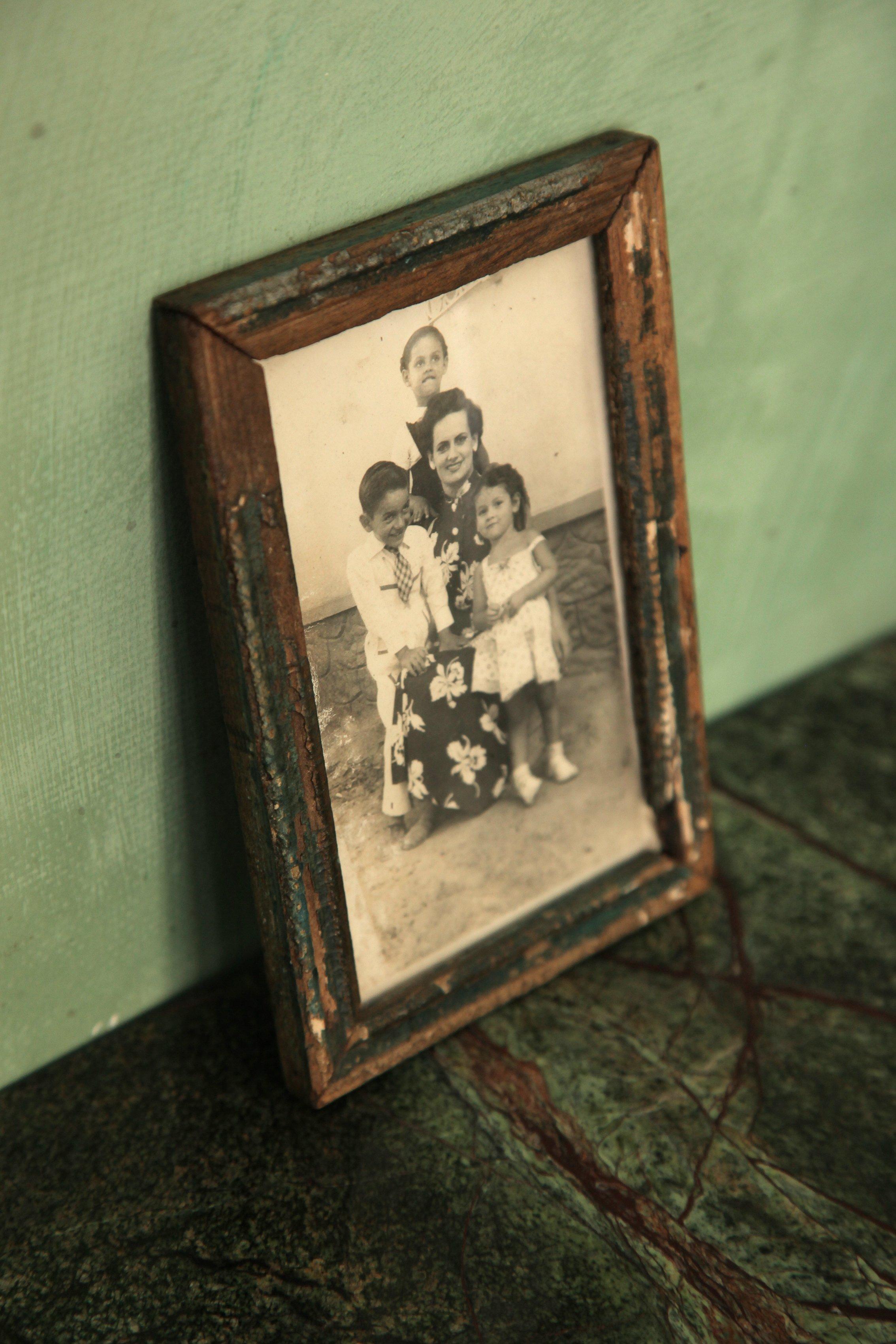 Photographie famille Salle de restaurant Margus Spécialités sud-américaines Famille Quillet