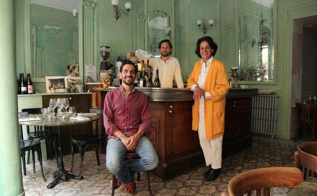 Margús, une histoire de famille