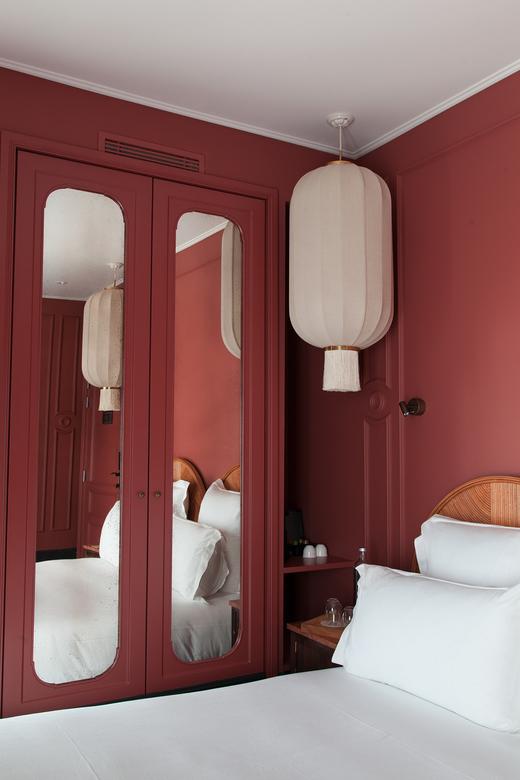 Chambre Hôtel Monte Cristo Paris