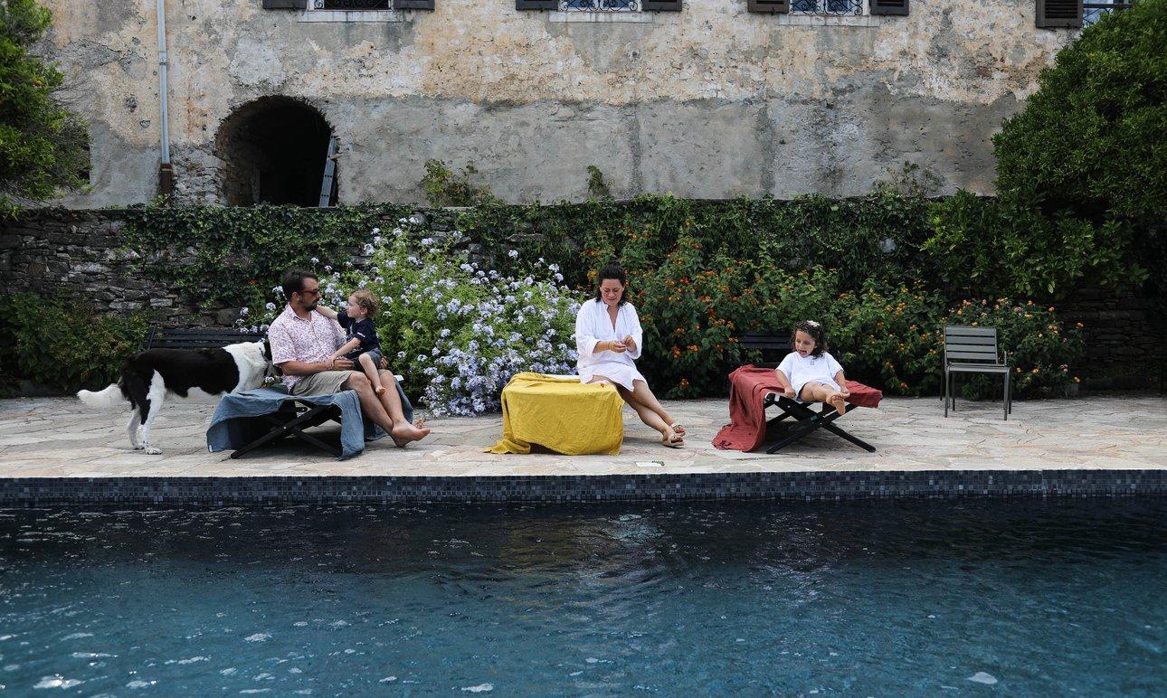 Le Couvent de Pozzo, the Jewel of Corsica