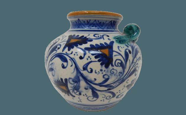Vase italien en céramique