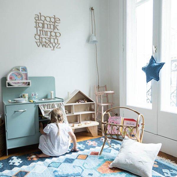 Tapis En Laine Multicolore Zara Home The Socialite Family
