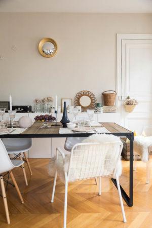 Salle a manger – Audrey Borrego