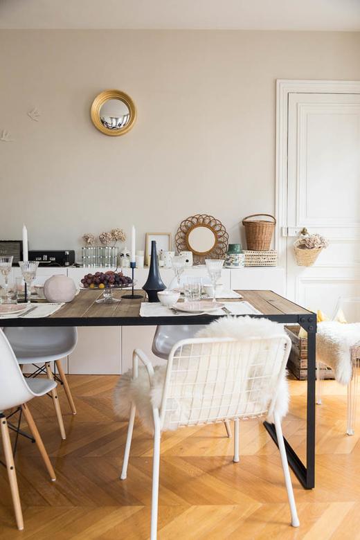 Salle à manger Appartement Audrey Borrego