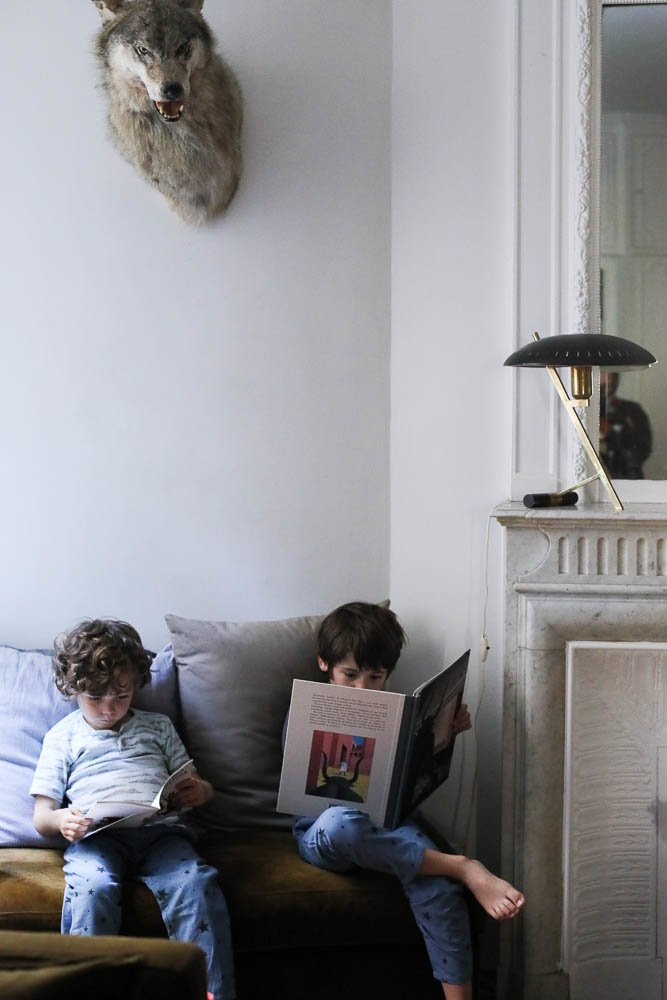Enfants Marie Faure Ambroise Appartement Paris