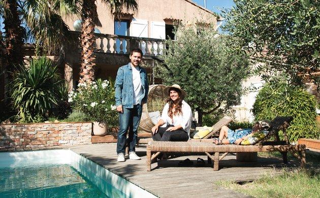 La Pinède, The Californian <br> Dream in Marseille