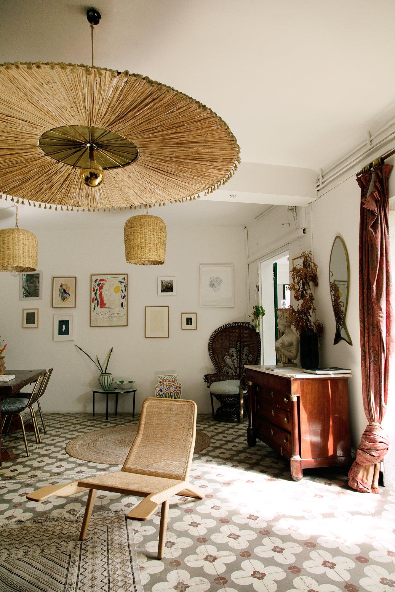 Marseille Villa Après-guerre Salon Emmanuelle Oddo et Nicolas Veidig-Favarel Créateurs Piece A Part Galerie Double V