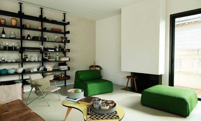 Appartement Salon Marseille Michael Azoulay Fondateur American Vintage