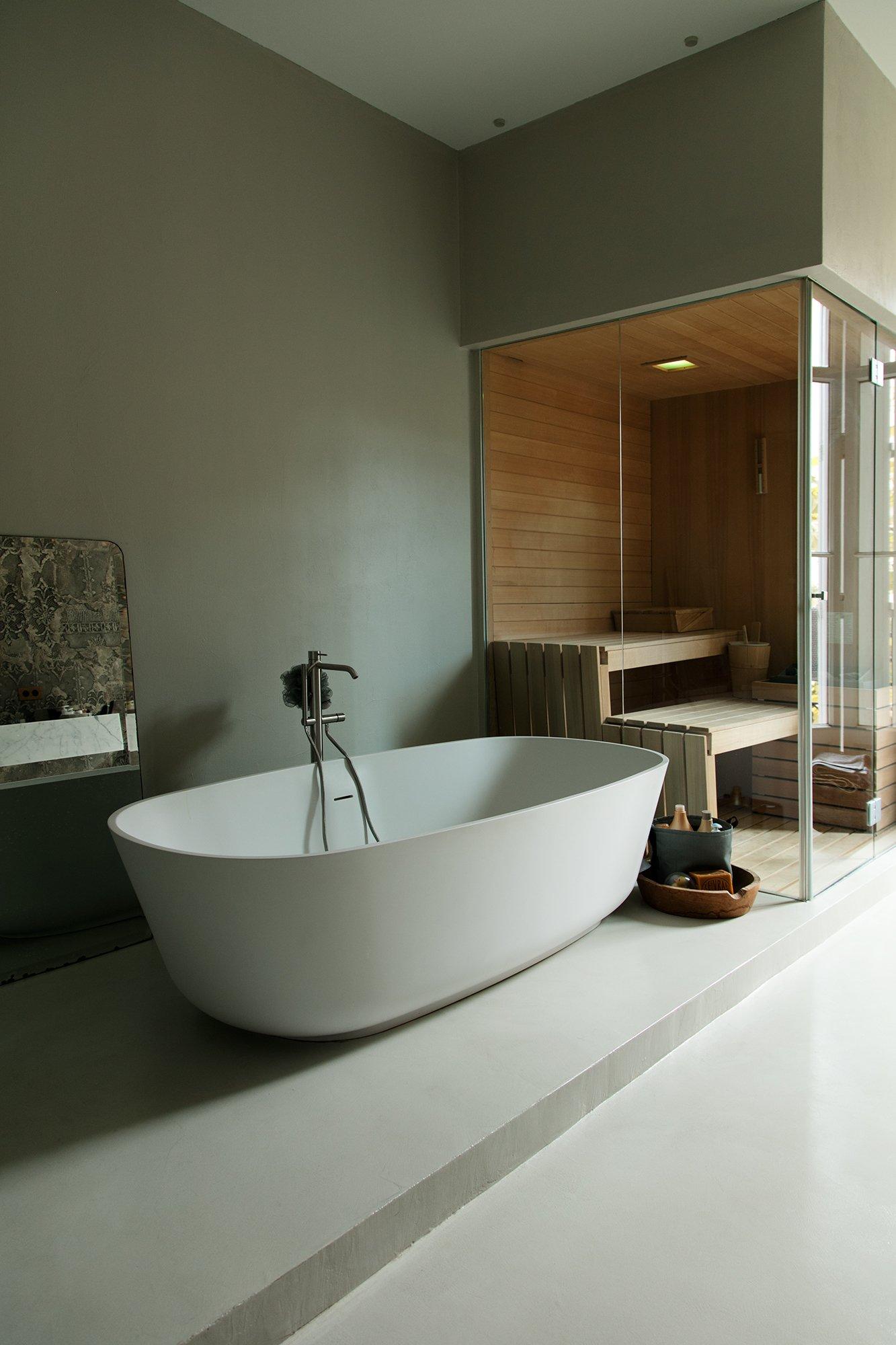 Appartement Salle de bain Marseille Michael Azoulay Fondateur American Vintage