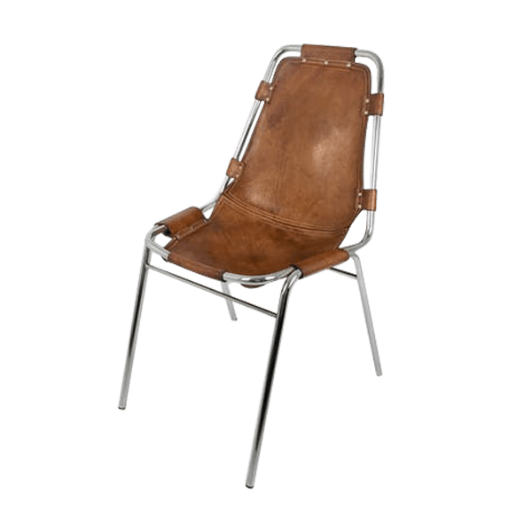 Chaise Les Arcs Par Charlotte Perriand