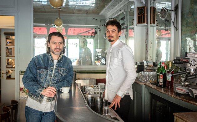 Cravan, redefining the standards <br> of the cocktail bar