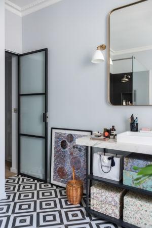 Salle de bain – Florence Elkouby