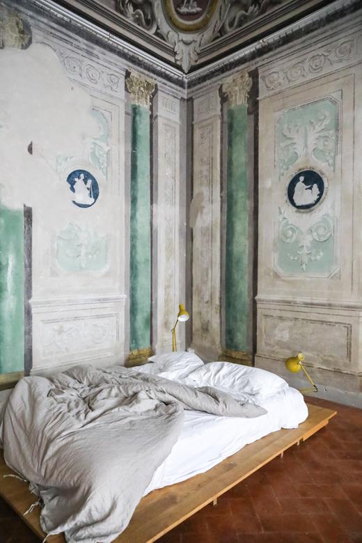 Chambre Martino di Napoli Rampolla Fondateur Numeroventi Florence Italie