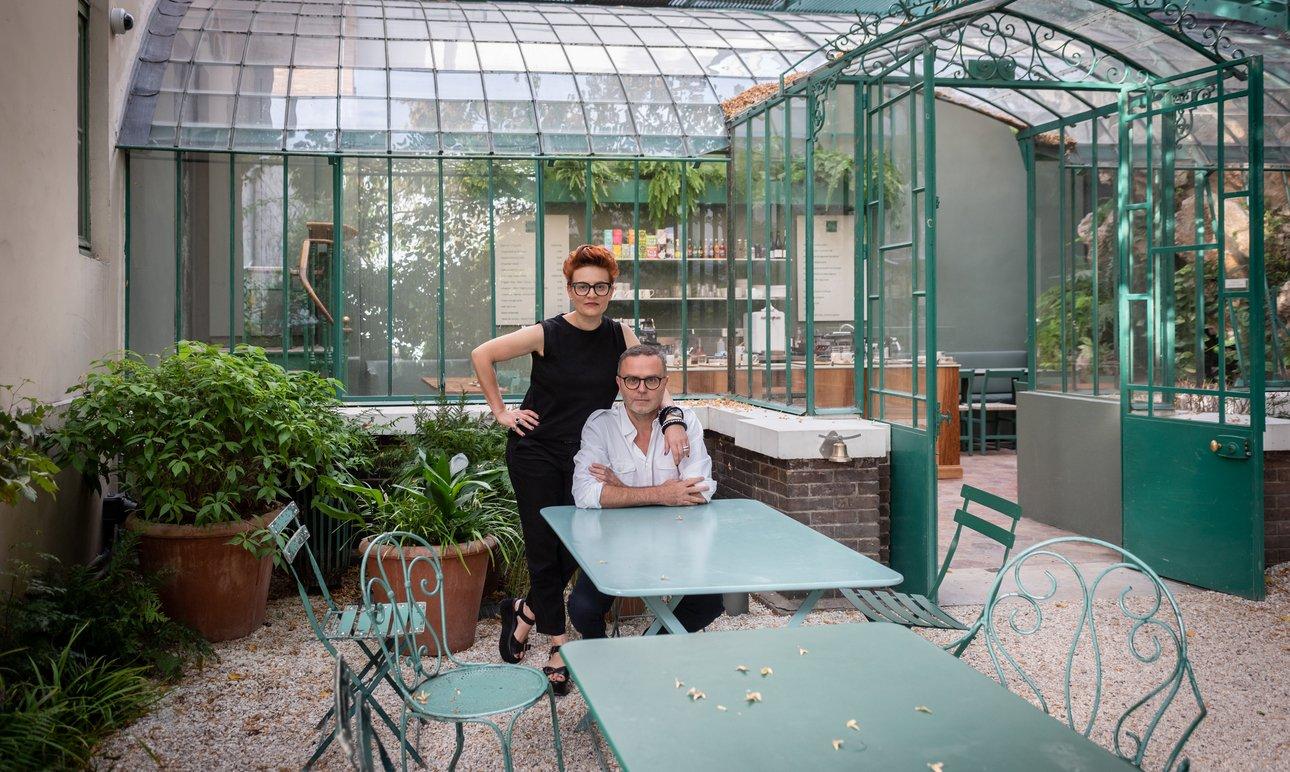 Rose Bakery investit le <br> Musée de la Vie Romantique
