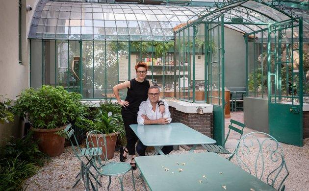 Rose Bakery Moves Into the <br> &#8220;Musée de la Vie Romantique&#8221;