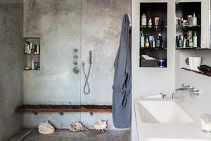 Salle de bain – Elisabeth Boucher et Philippe Feinsilber
