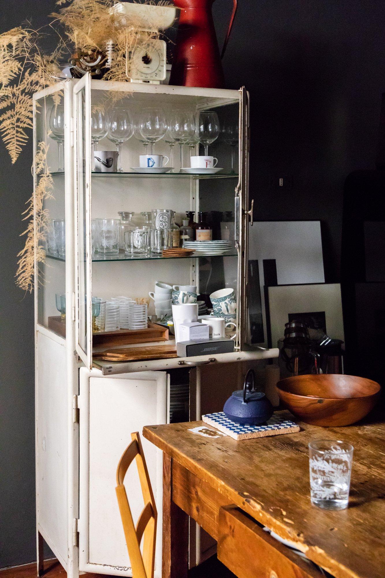 Cuisine Appartement Milan Fanny Bauer Grung et David Lopez Quincoces