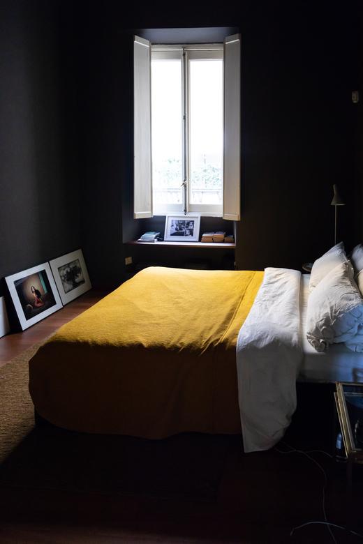 Chambre Appartement Milan Fanny Bauer Grung et David Lopez Quincoces