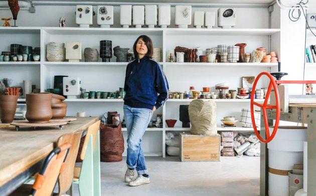 Kalou Dubus, a Unique Ceramic Artist
