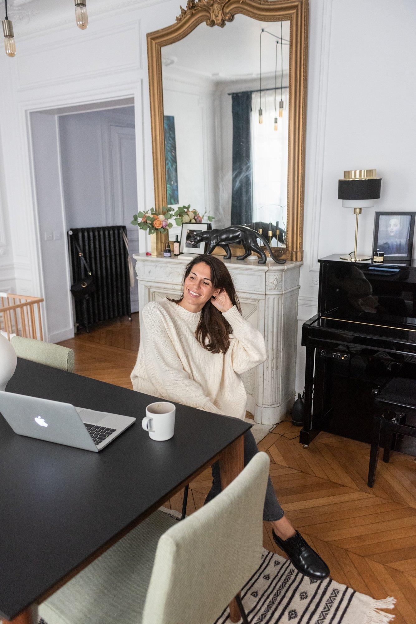 Portrait Celine Julien Fondatrice Ma Thérapie Maison Paris